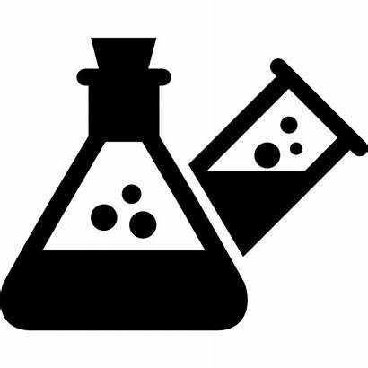 Chemistry Icon Chemical Icons Science Symbols Vector