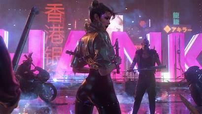 Cyberpunk 4k Sci Fi Wallpapers 2077 Punk