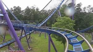Bizarro (On-Ride) Six Flags Great Adventure - YouTube