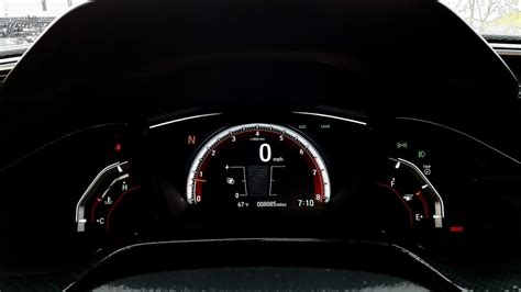 Honda Civic Tpms Light by Reset Calibrate Tpms Light 2018 Honda Civic Speechless