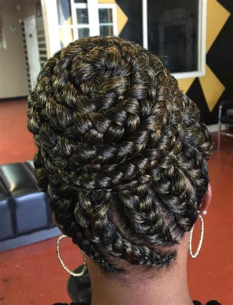 black braided hairstyles  turn heads   braids  black hair cool braid