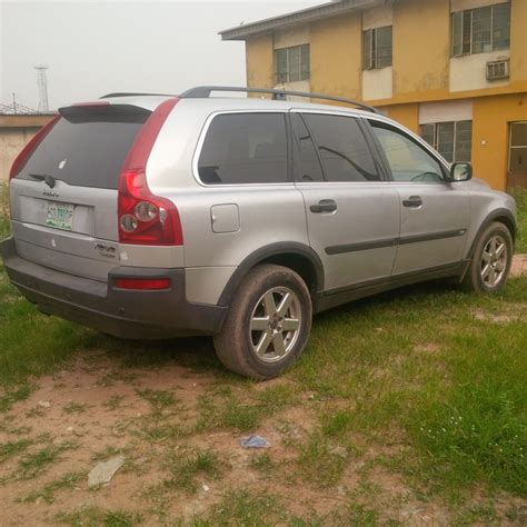 volvo jeep naija used 2004 volvo xc90 jeep for sale see pix 1 1m