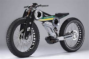 E Bike Motorrad : caterham launches motorcycle division with two new ~ Kayakingforconservation.com Haus und Dekorationen