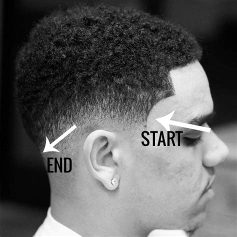 What is a drop fade? ? Freshly Faded Barber   Shop
