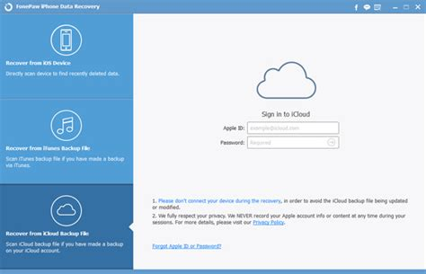 sign into icloud on android file recovery how to recover deleted files from