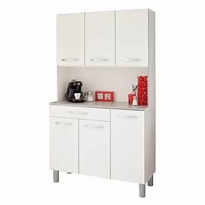 Küche Grau Weiß : k chenschrank wei grau 101x185x40 cm buffet buffetschrank ~ Michelbontemps.com Haus und Dekorationen