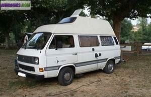 Camping Car Volkswagen : camping car vw transporteur t3 westfalia joker 3 ~ Melissatoandfro.com Idées de Décoration