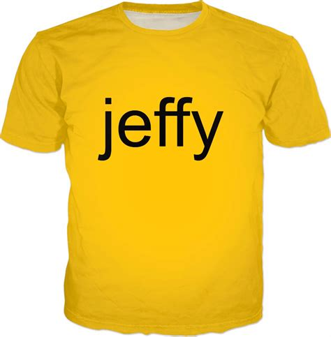 crop tops for sml jeffy t shirt