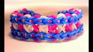 Bracelet Avec Elastique : comment faire un bracelet infini avec des lastiques sans machine youtube ~ Melissatoandfro.com Idées de Décoration