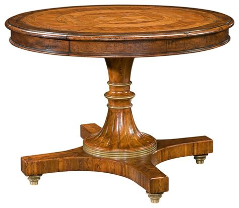theodore alexander dining table theodore alexander brunello vita sottile dining table