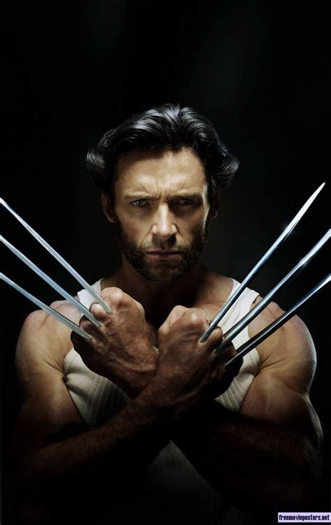 Xmen Origins Wolverine (2009) Poster Freemoviepostersnet