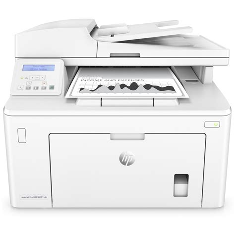 Hp laserjet pro m402d printing performance and robust security built for a way you work. HP LaserJet Pro MFP M227sdn - Imprimante multifonction HP ...