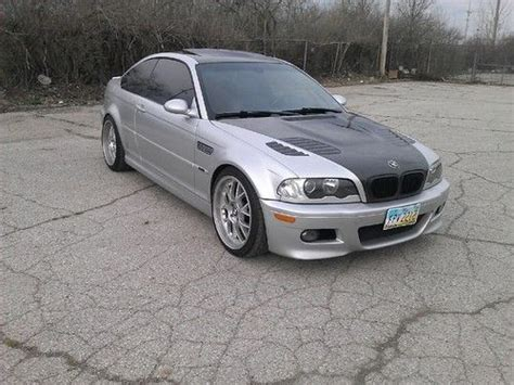 Purchase Used 2002 Bmw M3 Base Coupe 2-door 3.2l In