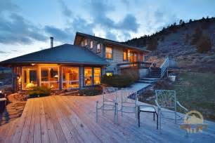 Bozeman Montana Mountain Homes for Sale