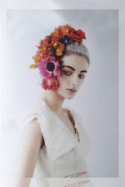 Hodson Georgina Flower Micro Headdresses Trend Eclectictrends