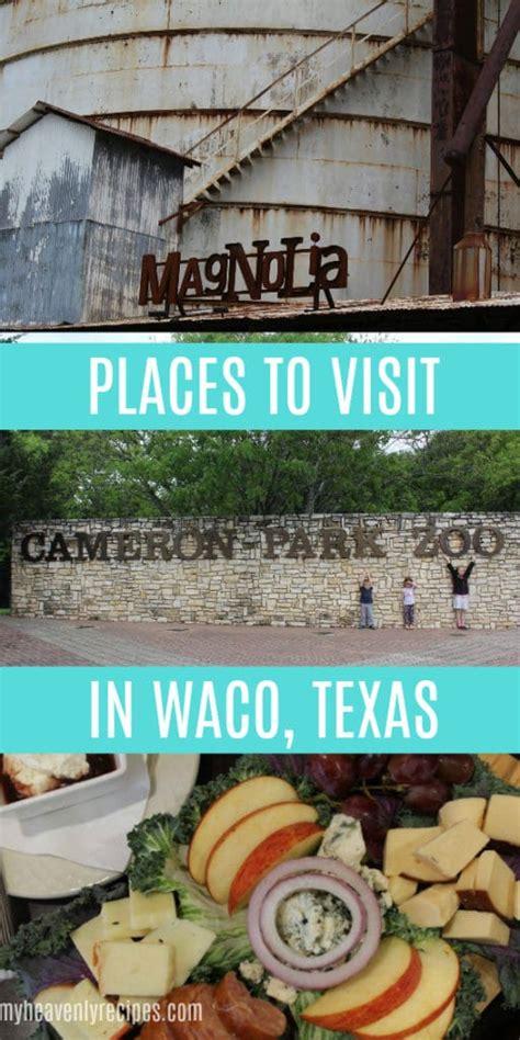 texas places waco visit