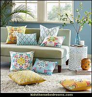Decorative Throw Pillows Bedroom