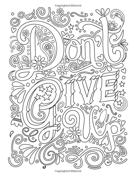 adult coloring books good vibes dont give  motivate