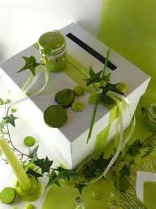 d 233 coration de table et salle vert anis pour un mariage
