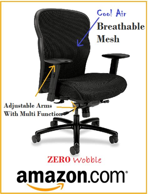 heavy duty desk chairs for overweight or large