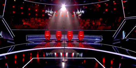 fauteuil de the voice ce soir 224 la t 233 l 233 the voice ou pop show