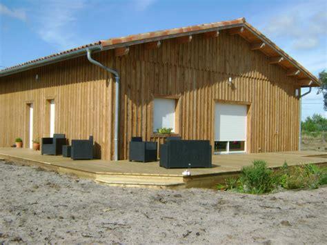 construction maison bois landes 40 maison ossature bois landes 40 constructeur maison bois 224 escou