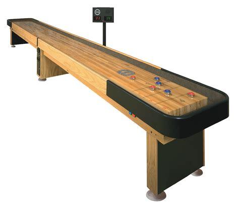 a shuffleboard table 16 chionship line shuffleboard table 7337