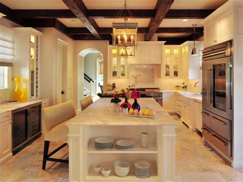 country kitchen island designs country kitchen islands hgtv