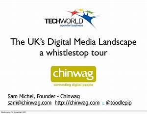 TechWorld - UK Digital Media Landscape Nov 2011