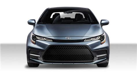 Toyota New Model 2020 In Pakistan by 2020 Toyota Corolla Revealed More Style More Power More