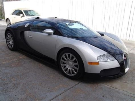 Buy New 2008 Bugatti Veyron 16.4 Base Coupe 2-door 8.0l In