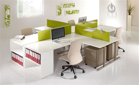 mobilier bureau open space call centers et open space composition 4 medley