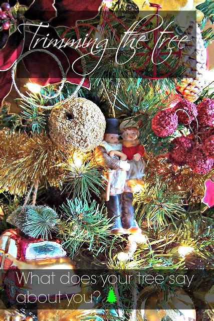 olla podrida what does your christmas tree say about you