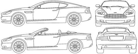 Mdoeling Aston Martin Db9