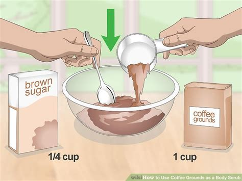 The fact that a negative. 3 Ways to Use Coffee Grounds as a Body Scrub - wikiHow