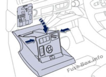 Peugeot 508 Fuse Box by Peugeot 508 Fuse Box Diagram Peugeot Cars Review Release