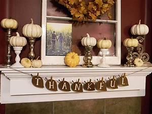 Thanksgiving, Decorating, Ideas