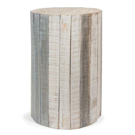 bout de canape bois bout de canapé en bois l 28 cm arctique maisons du monde