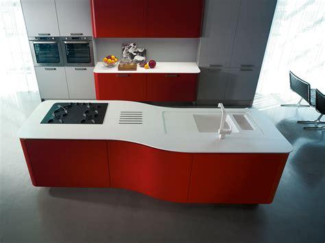 Kleine Küchen Mit Kochinsel by Eine Moderne Kochinsel F 252 R Luxuri 246 Se K 252 Chen Freshouse