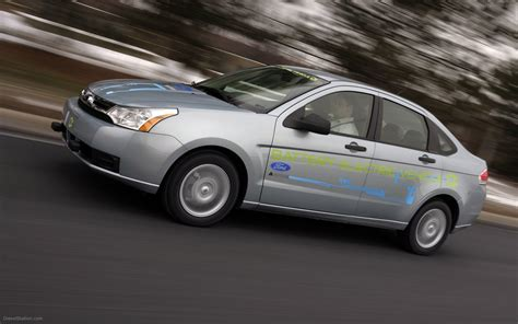 Ford Vehicles Car by Ford Battery Electric Vehicle Widescreen Car