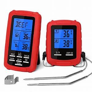 Funk Thermometer Grill : grillthermometer funk f hler ~ Watch28wear.com Haus und Dekorationen