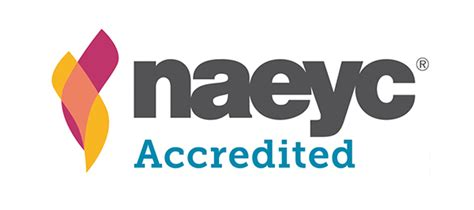 accreditation amp certifications at minnesota state 786 | naeyc accredited logo