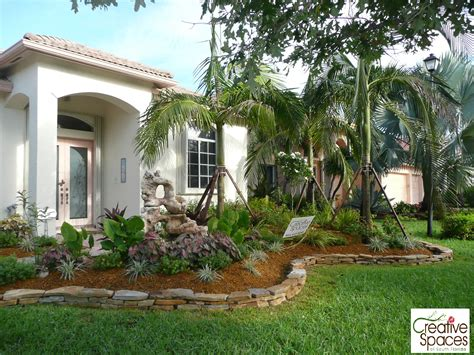 yard landscaping ideas florida home design ideas