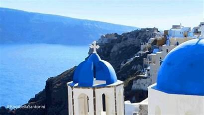 Santorini Rock Greece Amazing Combination Thira Holidays