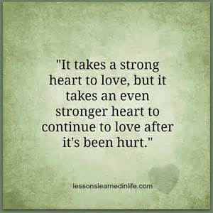 Lessons Learned in Life Love Quotes
