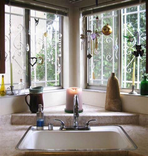 corner kitchen sink design ideas remodel