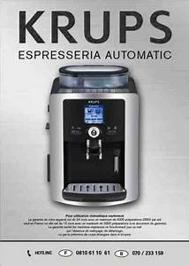 Krups Ea8050 Coffee Maker Download User Guide For Free