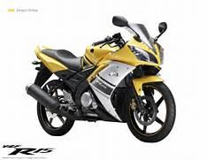 Yamaha R15 Bike Yellow