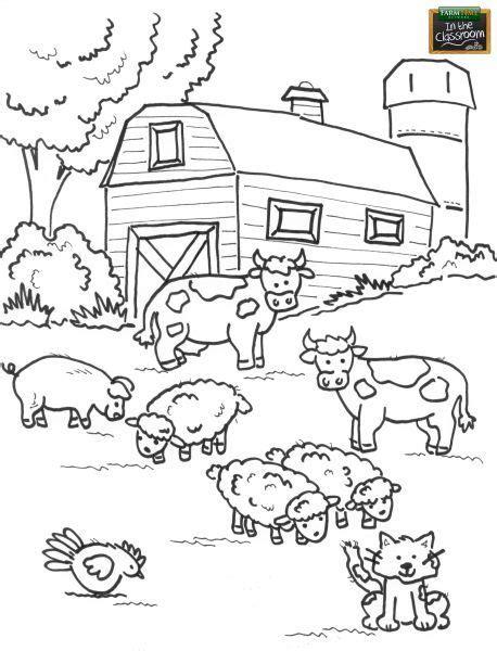 teach  students   farm animals