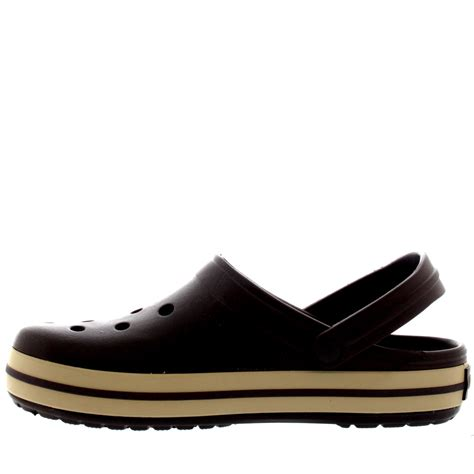comfort clogs and mules mens crocs crocband comfort mules clogs casual slip on